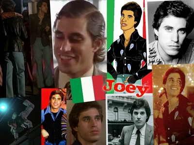 I support Joey all the way than any other actor I previously had crushes on. 💘