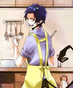 I'd say you're most like Konekomaru or Rin. :v