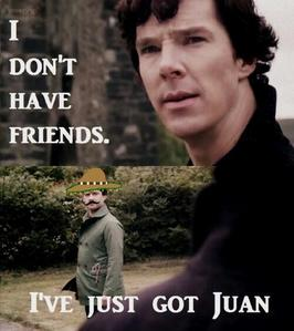 For all the other Sherlock Фаны XD