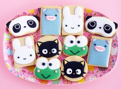 How about these~? So cute!