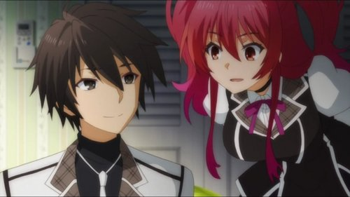 Ikki and Stella Vermilion from Chivalry of a Failed Knight