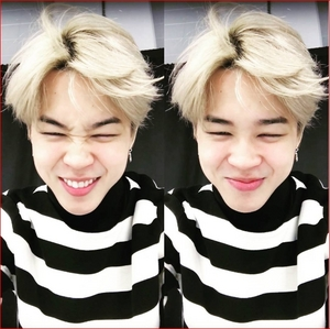 i think jimin is the sweetest member of the group😍😇🤚