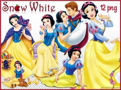 I'm a big snow white tagahanga