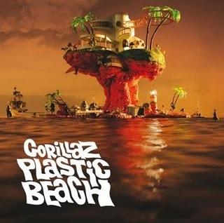 Plastic пляж, пляжный by Gorillaz.