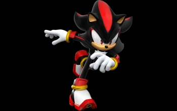 The Sonic character I can compare to is Shadow because he is a real bad boy because I' m a real bad girl.