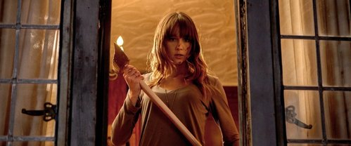 I've only seen one Home Invasion movie, which was You're Next. It wasn't that bad.