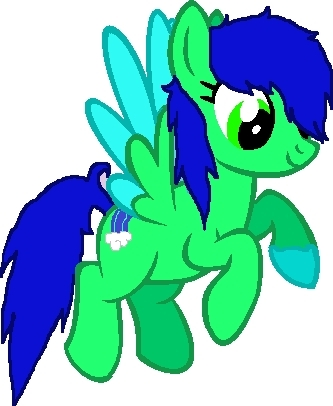 I joined in 2014, I think I was really into MLP but now I'm not anymore... ._. I don't think this is the image I had for my pfp, but it was of my ponysona, Aqua Marine.