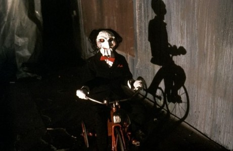 Saw is the greatest movie and movie series ever.