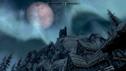 Skyrim <3 I have wasted so much of my life on this game lol