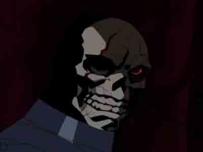 Slade/Deathstroke from Teen Titans. He was almost unbeatable.