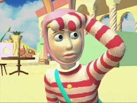 Popee :O from Popee the Performer
