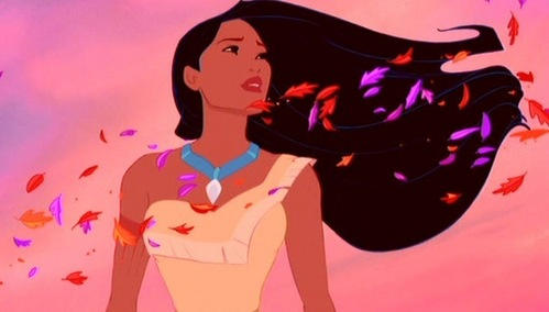 She's hot, but I wouldn't say the hottest. That honor goes to Pocahontas. 😍