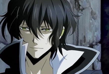 Raven / Gil - Pandora Hearts