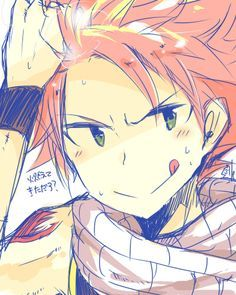 Natsu Dragneel from Fairy Tail. Natsu is my breath and soul and I cinta him to no end. ❣❣❣❣❣❣❣❣❣❣❣❣❣❣❣❣❣❣❣❣❣❣