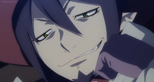 Mephisto and his beautiful green demon eyes~ ♡ ♡ ♡