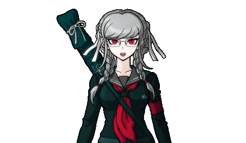 I have so many! I'm going to have to say Peko Pekoyama from the Danganronpa franchise!
