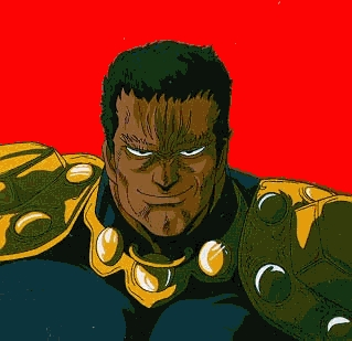 Do think that Raoh is hot?