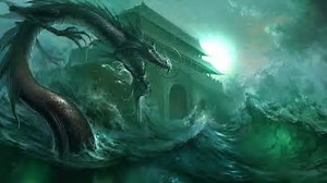 "Hello there! =D Your story sounds great; I wish আপনি the best of luck লেখা it. For water dragon names, I would suggest আপনি go for something mythical-sounding... like, maybe, Leviathan? It's a bit popular, however, so আপনি might've already stumbled upon sea/water-based ড্রাগন with that name. আপনি could also opt for Tiamat, which always reminds me of water and ice (blame it on moai666's wonderful Summoner Saga series! xD). Other names আপনি could possibly choose are as follows: Meredith = "" Protector of the sea "" in Celtic Thalassa = "" From the sea "" in Greek Genevieve = "" White wave "" in several languages Kailani = "" Sea & Sky "" in Hawaiian আপনি can even name her according to her colour-schemes... like Sapphire, Paraiba, Azure অথবা Turquoise (or দ্বারা mixing those colours and jewels with another name- like Sapphire Celeste). অথবা আপনি could always look up some more. I hope this was of some help! Help taken from this link: http://hasani.net.phtemp.com/water.html"