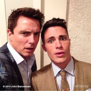 John and Colton :)