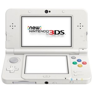 My favoriete is Nintendo 3DS.
