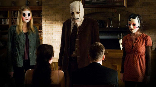 <i>The Strangers</i>. Though I feel like <i>Hush</i> will replace it once I actually see it.