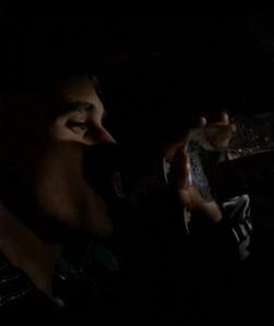 Joey in the dark 💖