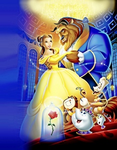 Probably Princess And The Frog または Beauty And The Beast ✨✨