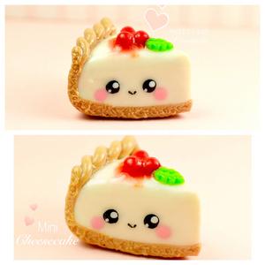 Mini cheesecake?