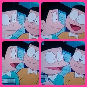 Nobita x Suneo Thanks for asking :)