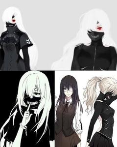Ken Kaneki - Tokyo Ghoul KENDRA KANEKI