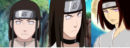 I've thought about these things myself.According to my calculations, in any case,whether it's Sasuke या Neji, there will be three different phases of micro expression. They are as follows: