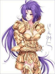 Gemini Saga(Saint Seiya)
