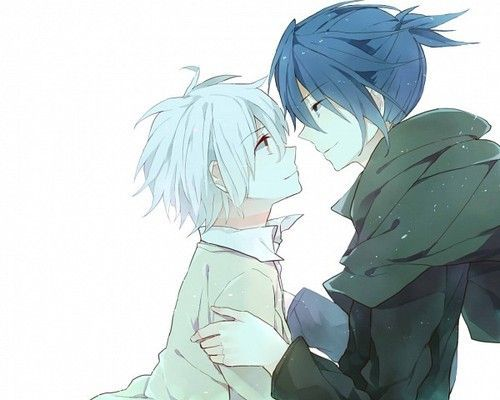 Shion x Nezumi from No.6