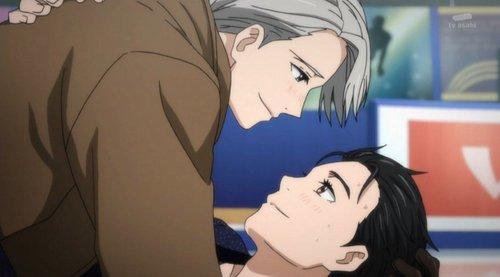 victor and yuri!!
