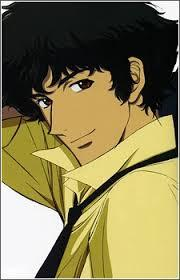 I look like Spike Spiegel from Cowboy Bebop, it's funny because I have never watched it. Our resemblance is mainly the hair, although I have the same colored eyes.