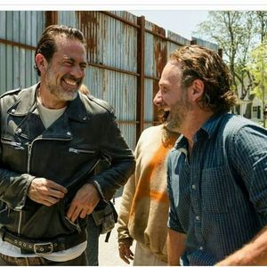 Yes. Negan and Rick become best friends!