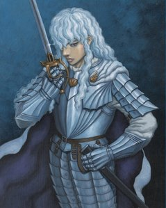 Griffith from Berserk.