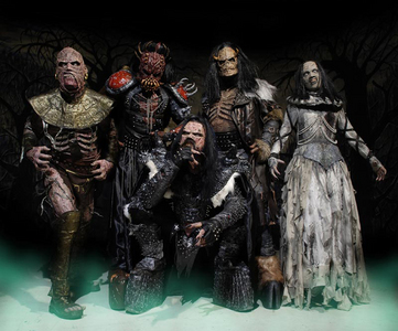 There are a few. One of them is Lordi !!!!