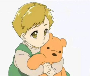 Alphonse Elric from Fullmeatal Alchemist Eveyone ignores him cause of his brother Edward even though he's so sweet.
