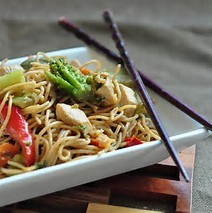 I don't really have one.I just amor Chinese food,so for me, any reputable Chinese Restaurant is my favourite place to dine out.