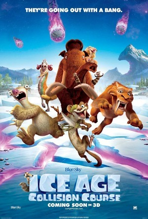 Ice Age 5 has come out lol