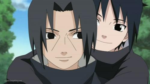 Itachi and Sasuke <3