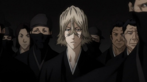 Kisuke Urahara (Bleach) He was 2nd commander of detention unit of the 2nd Division which is also known as stealth force Stealth force also known as serial killers...!!!!!!