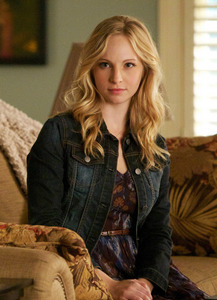 Caroline Forbes from The Vampire Diaries