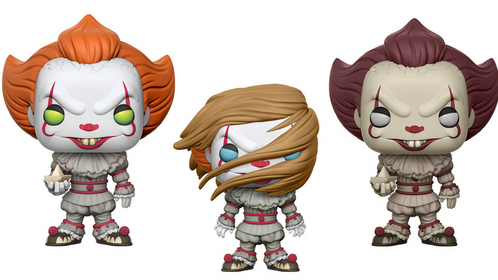 I'm gonna need some আরো horror memorabilia. A girl can never have enough! I'm specifically wanting the new Pennywise figures. Maybe just one of them. I also just got a PS4 so maybe some new games.