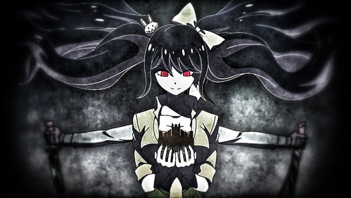 Nice. I really l'amour these kind of Questions! Currently, mine is depicting the Despair Sisters as they appear in the 2nd Opening of Danganronpa 3: The End of Hope's Peak High School - Side: Despair. It is an edited version from DeviantArt. Credits to RoryCHKO !!!!