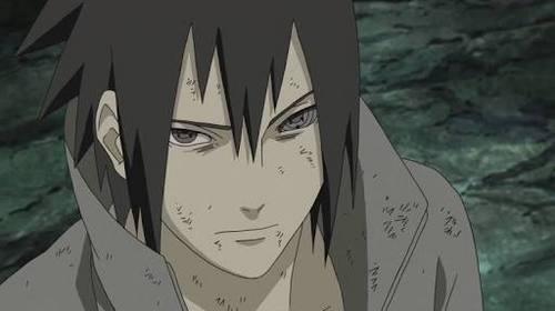 Sasuke Uchiha from Naruto.