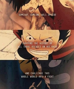 I find it extremely hard to imagine he would just be killed right after finding the One Piece. I bet (unless Oda decides to be a little troll or something) he'll go on to do a lot of pretty amazing things (not that he already hasn't) and leave behind an even bigger name (than it already is) for himself and his crew. In the end even if he does pass away, he'd have left behind a giant legacy and have impacted/changed the world even mais than he already has.