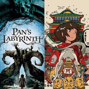 My お気に入り Animated Movie of all time: Spirited Away My お気に入り Live Action Movie of all time: Pan's Labyrinth