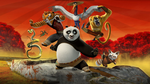 There are tons of Filme that I like but my Favoriten will always be the Kung Fu Panda movies, first and foremost !!!!